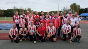 Southampton AC veteran men's team